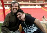 Maradona et Kusturica