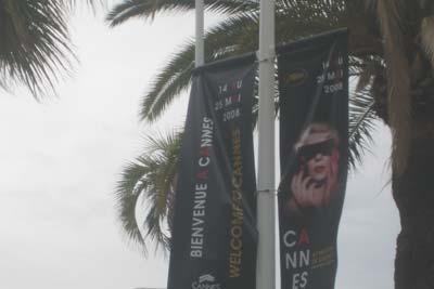 Croisette à Cannes