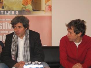 Jean-Pierre Laforce et Bertrand Bonello