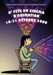 feet du cinema d'animation 2009