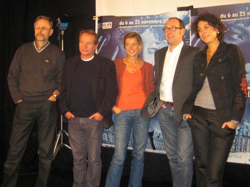 Le jury 2009