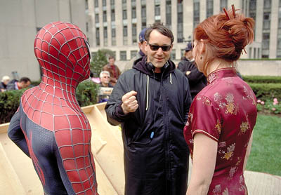 sam raimi spiderman