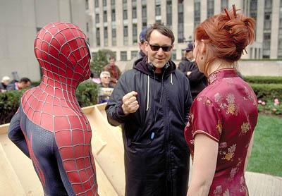 sam raimi spiderman