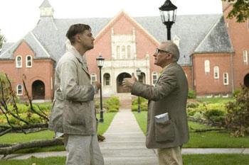 Leonardo DiCaprio et Martin Scorsese