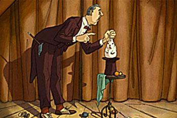 l illusionniste de sylvain chomet