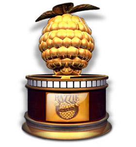 razzie awards framboises d