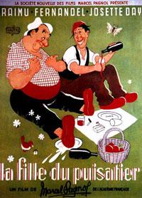 la fille du puisatier affiche 1940