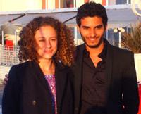 Mehdi Dehbi & Alice de Lencquesaing