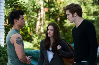 twilight eclipse hesitation kirsten stewart robert pattinsion taylor lautner
