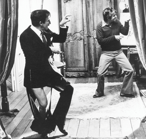 blake edwards et peter sellers