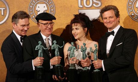 le discours d'un roi aux BAFTA 2011