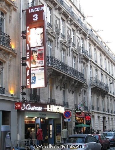 Cinéma Le Balzac Cinema-lincoln