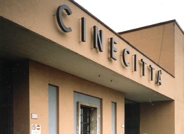 studios cinecitta rome
