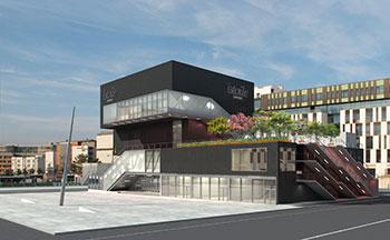 Le complexe de cin ma etoile lilas ouvrira en octobre le blog d 39 ecran noir - Piscine des tourelles porte des lilas ...