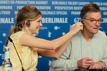 berlin 2012 les adieux à la reine léa seydoux benoit jacquot