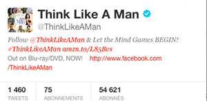 profil twitter think like a man