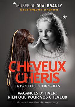 affiche cycle cinéma cheveux chéris quai branly