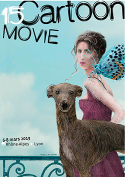 affiche cartoon movie 2013 lyon
