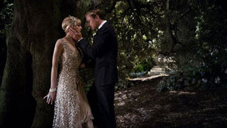 leonardo dicaprio carey mulligan the great gatsby le magnifique