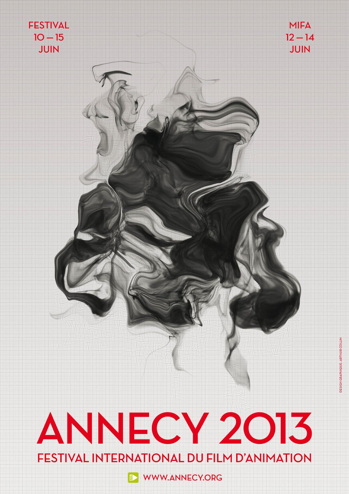 affiche annecy 2013
