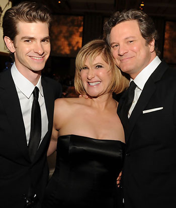 andrew garfield amy pascal colin firth