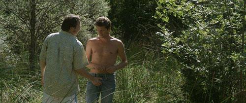 queer palm pour l'inconnu du lac