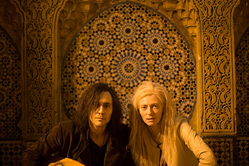 tom hiddleston tilda winton jim jarmusch tanger tangiers only lovers left alive