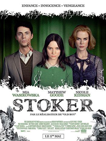 affiche de Stoker