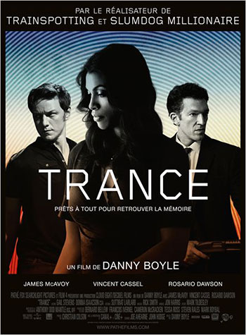 affiche poster trance