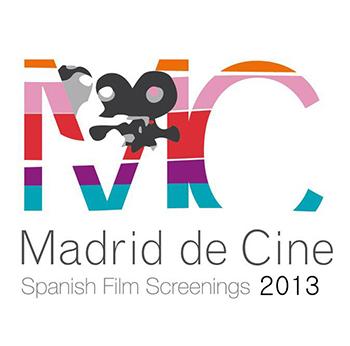 logo madrid de cine 2013