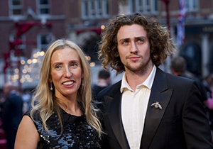 sam taylor johnson aaron taylor johnson