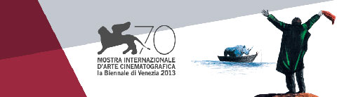 70e festival de venise 2013