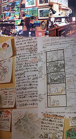 atelier de miyazaki © vincythomas