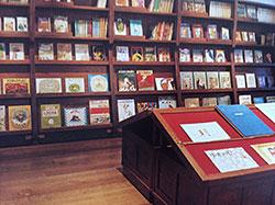 la librairie du musée ghibli © vincy thomas