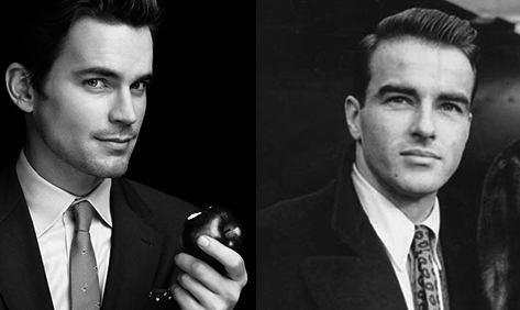 Matt Bomer Montgomery Clift