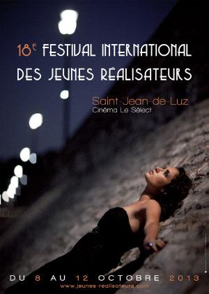 Affiche Festival des jeunes réalisateurs 2013