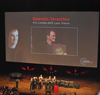 Prix Lumière pour Quentin Tarantino