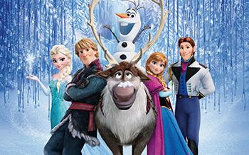 la reine des neiges frozen