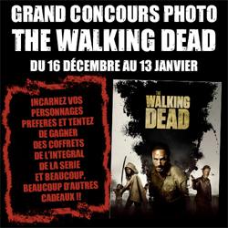 concours walking dead