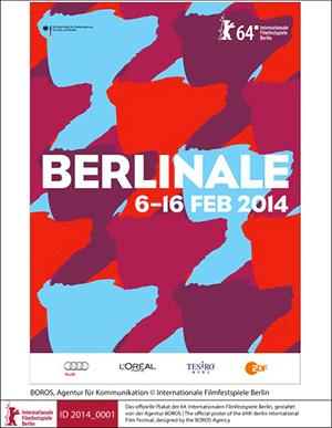 poster 64e festival de berlin 2014
