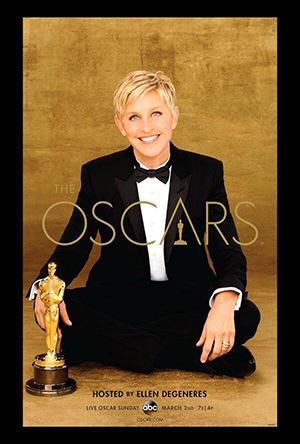 poster oscars 2014