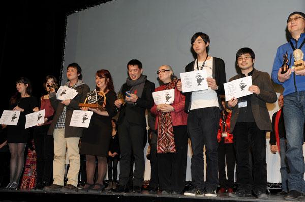 Les lauréats du FICA 2014