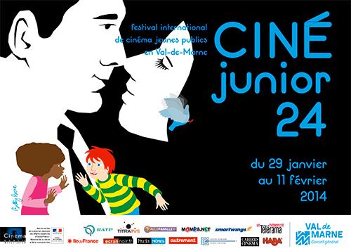 affiche ciné junior 2014
