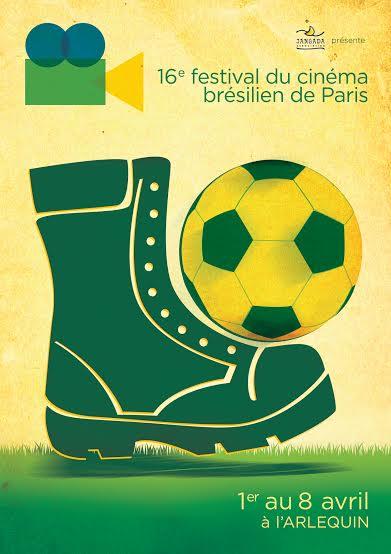 affiche festival du cinéma brésilien 204