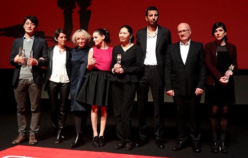 jury et primés du festival cinéma asiatique deauville © ecrannoir.fr