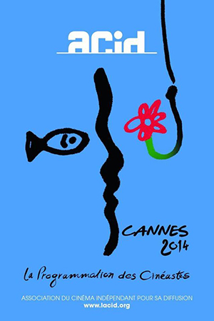 affiche acid cannes 2014