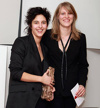 Marie Amachoukeli et Claire Burger