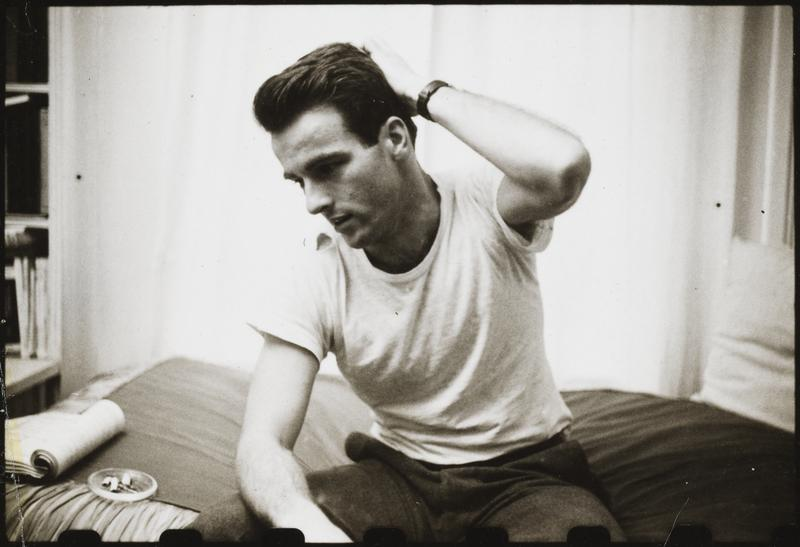 montgomery clift par stanley kubrick © sk film archives / museum city of new york