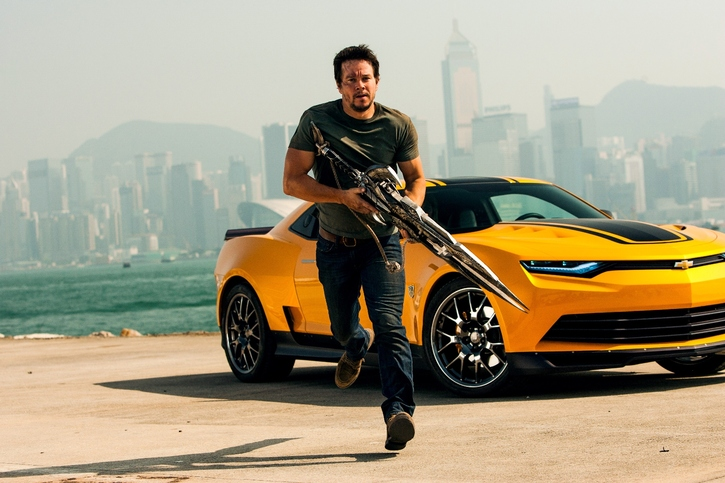 transformers mark wahlberg