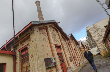 michel gondry à aubervilliers l'usine à rêves